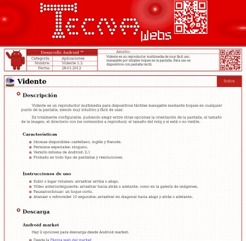 captura web tecnawebs.es